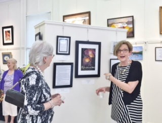 Chesapeake Bay Pen Women art show