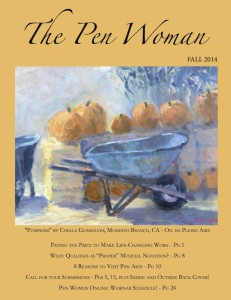Fall 2014 Pen Woman magazine