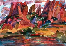 Cathedral Rock Sedona-Risa Waldt