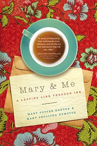 mary & me cover