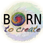 Born to Create logo