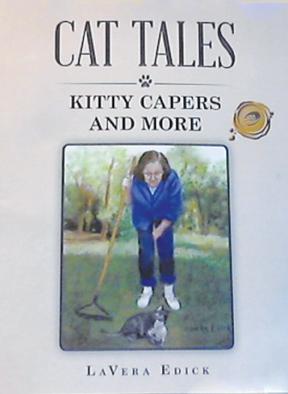 """Cat Tales"" book cover"