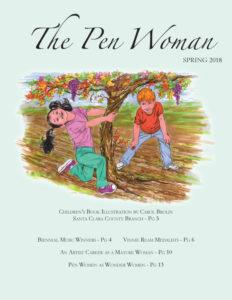 The Pen Woman spring 2018