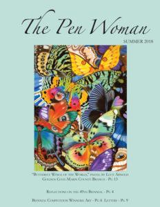 The Pen Woman summer 2018