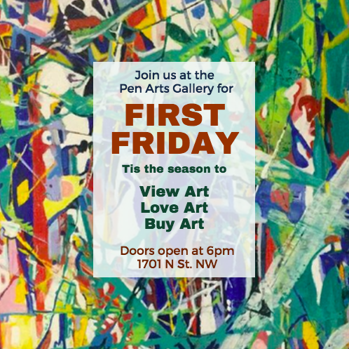 first friday flyer
