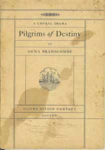 Pilgrims of Destiny original cover