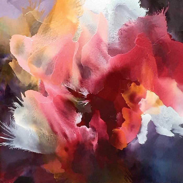 Usha Shukla painting
