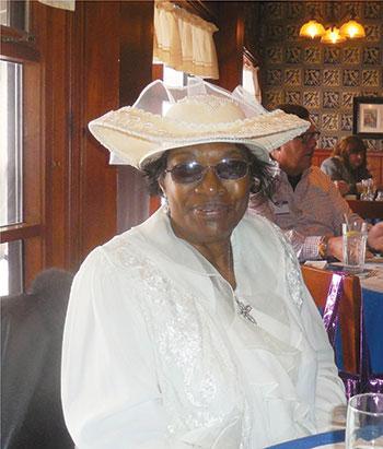 Branch President  Lorayne Simmons